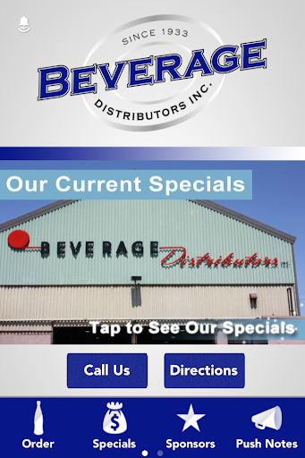 Beverage Distributors Inc
