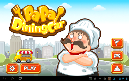 PaPa's Dining Car HD - screenshot thumbnail