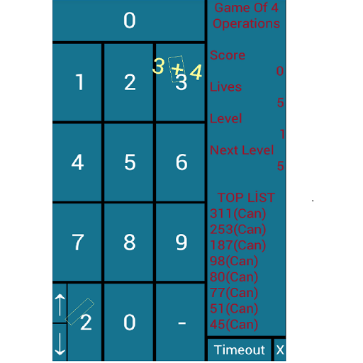 elementary arithmetic and calculator