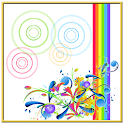 Rainbow Splash Live Wallpaper icon