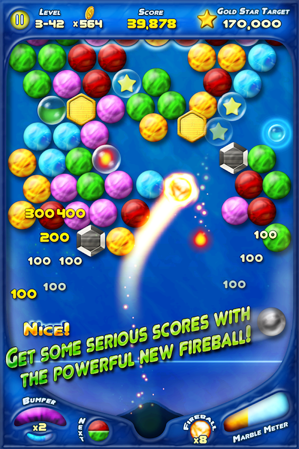 Bubble Shooter - screenshot