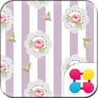 Girly Theme-Lavender Rose- icon