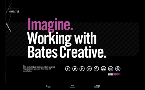 Bates Creative- screenshot thumbnail