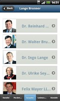 Screenshot of Lange Brunner Rechtsanwälte