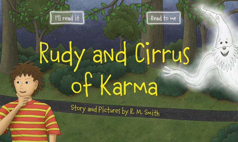 Rudy and Cirrus of Karma- screenshot