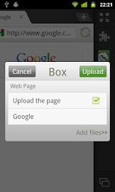 Box for Dolphin Screenshot 1