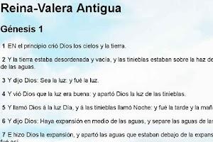 Screenshot of Biblia Reina Valera Antigua