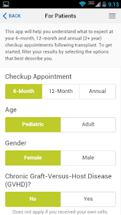 Transplant Guidelines - screenshot thumbnail