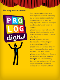 Prolog Digital Edition (en)- screenshot thumbnail