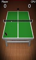 Screenshot of Table Tennis Fever