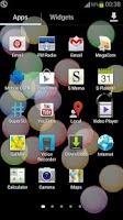 Screenshot of Funny Bubbles Wallpaper