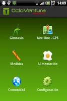 Screenshot of OcioVentura Experience