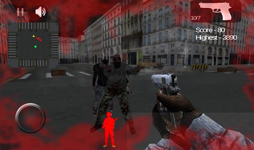 Zombie Night - Zombie Game