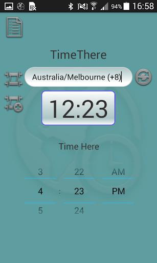 TimeThere - Time Converter