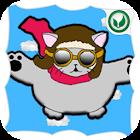 Stunt Cat! icon