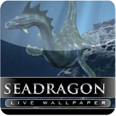 sea dragon live wallpaper