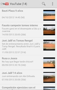 Tenis Aero Club Salta- screenshot thumbnail