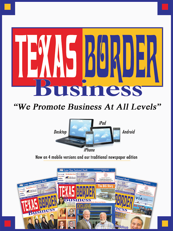 Texas Border Business- screenshot