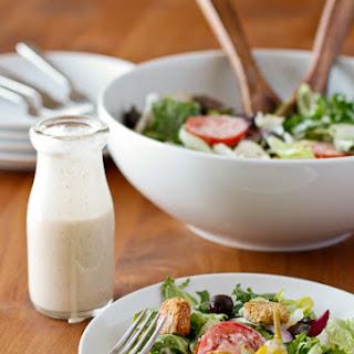 Copy Cat Olive Garden Salad and Dressing.