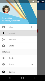 Navigation Drawer - Live-O- screenshot thumbnail