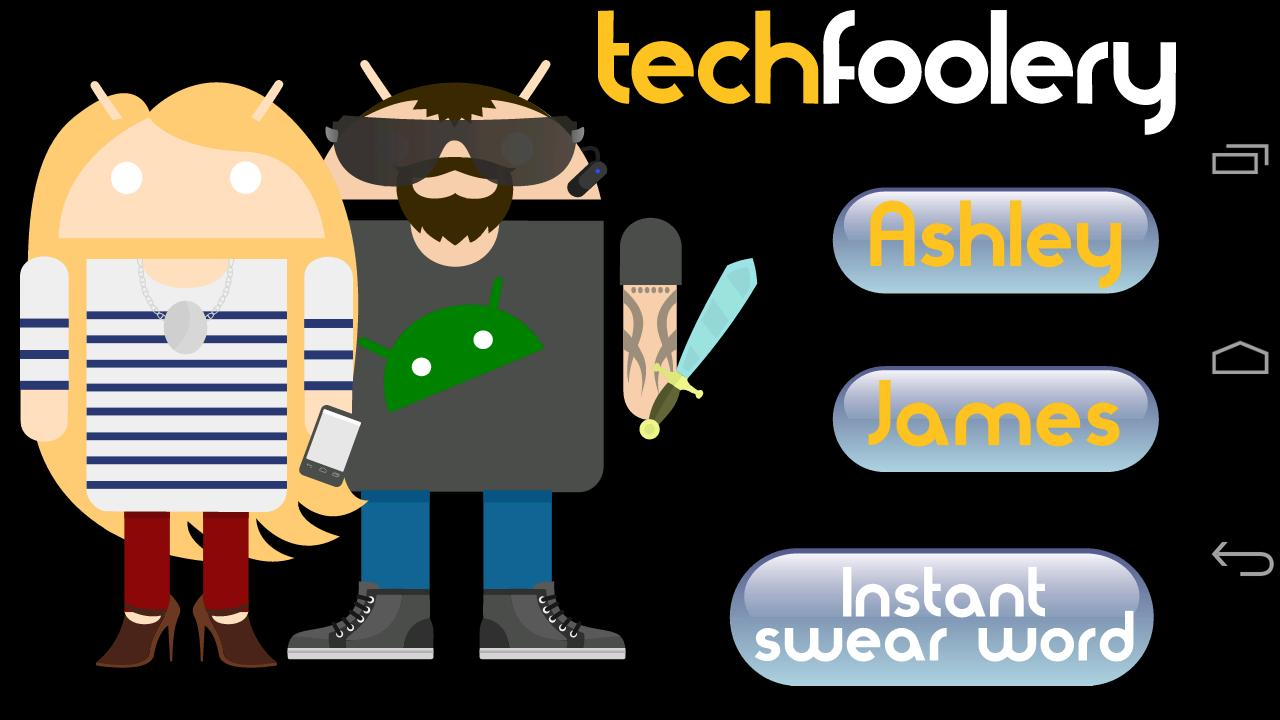 Techfoolery - SWOTW - screenshot