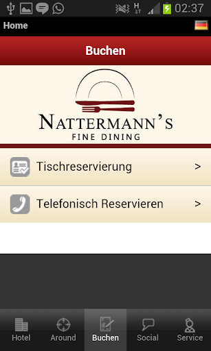 Nattermann's Fine Dining