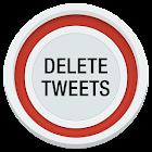 DELETE TWEETS: DLTTR icon