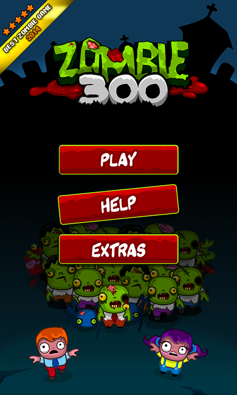 Zombie 300- screenshot
