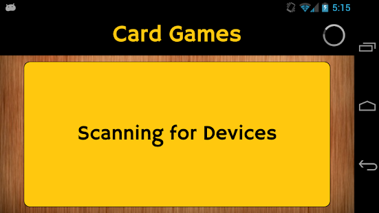 Card Games - screenshot thumbnail
