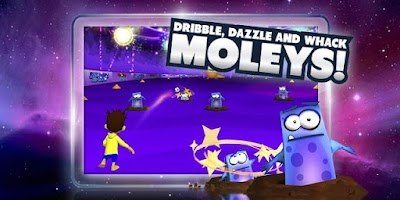 Screenshot of Space Sports - Goaly Moley