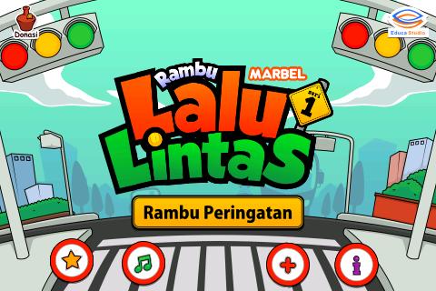Marbel Rambu Lalu Lintas 1
