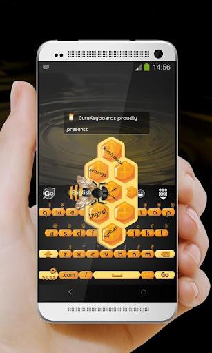 忙碌的蜜蜂 GO Keyboard