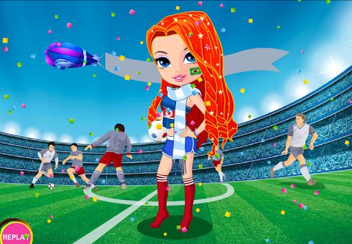 【免費休閒App】เกมส์แต่งตัวเชียร์ฟุตบอล-APP點子