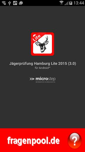 Jägerprüfung Hamburg Lite
