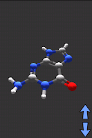 Screenshot of Molecule Viewer 3D