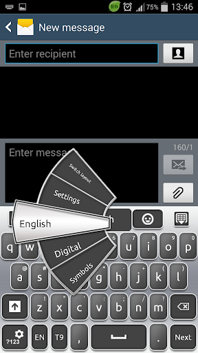 Galaxy Note 3 Keyboard
