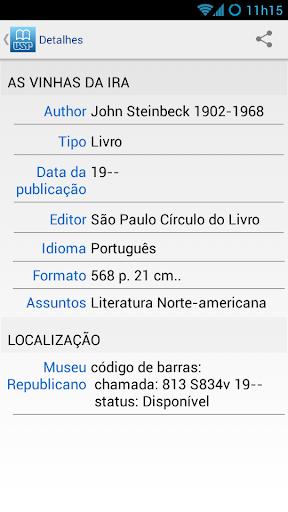 Bibliotecas USP