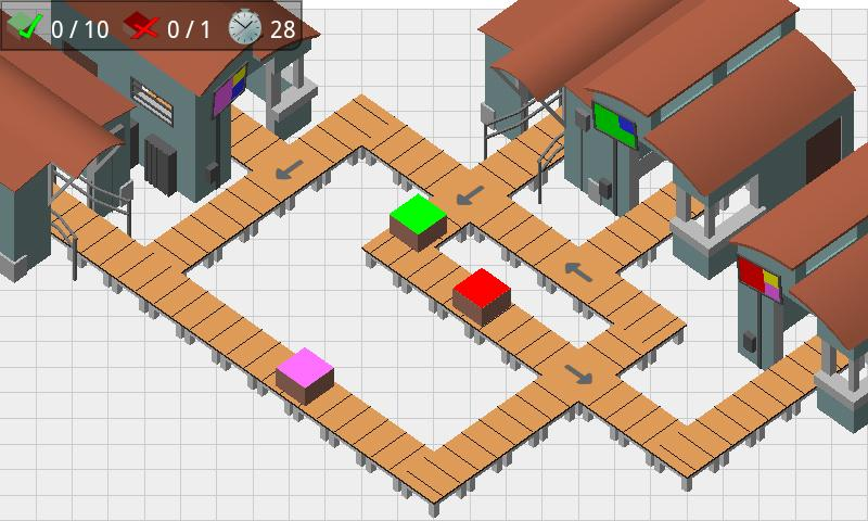 Conveyors- screenshot