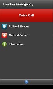 玩免費生活APP|下載London Emergency app不用錢|硬是要APP