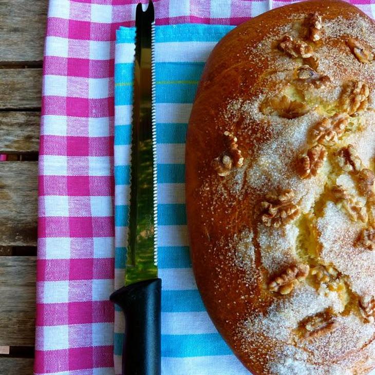 St. John'S Bread Recipe