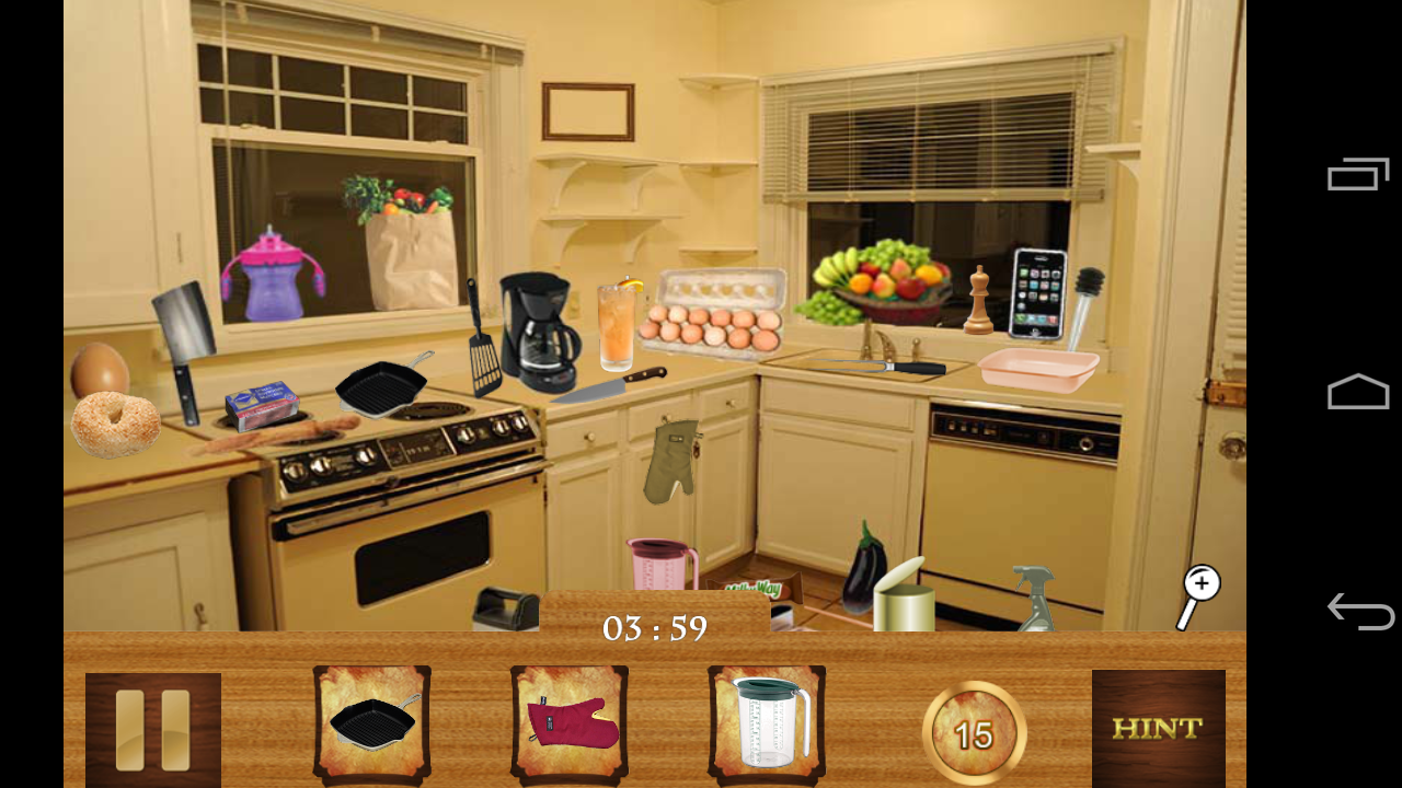 Hidden Kitchen Hidden Object Kitchen Game 3 Android Apps On Google Play