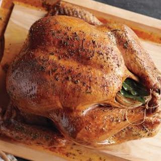 Herb-Butter Roast Turkey