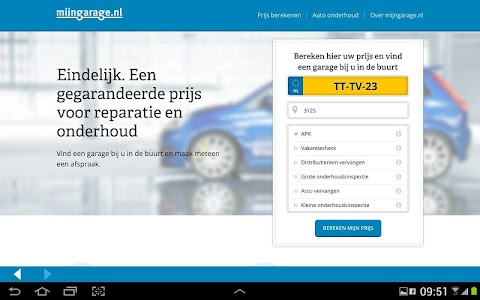 Mijngarage screenshot 8