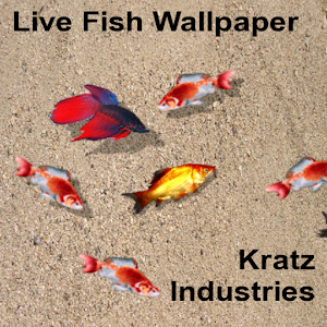 Download live fish wallpaper apk on pc download android for Fish live game