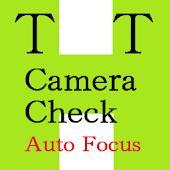TTCameraChecker ( Auto Focus )