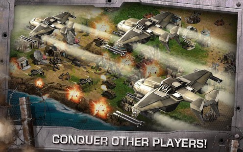 War of Nations Screenshot 2