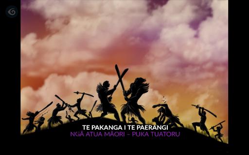 玩漫畫App|Ngā Atua Māori: Pakanga免費|APP試玩