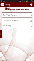 Screenshot of First State Bank of Purdy