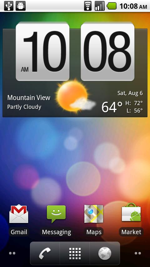 Fancy Widgets- screenshot