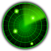 Real Police Radar Scanner